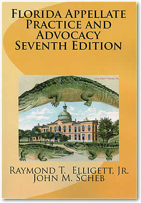 Second Circuit Rules That Failing To >> Florida Appellate Practice And Advocacy Seventh Edition Buell