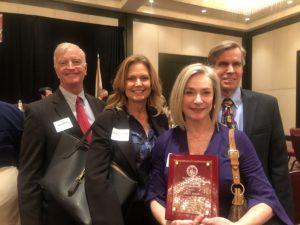 Amy Farrior Receives Award
