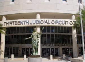 Hilsborough County Court adj